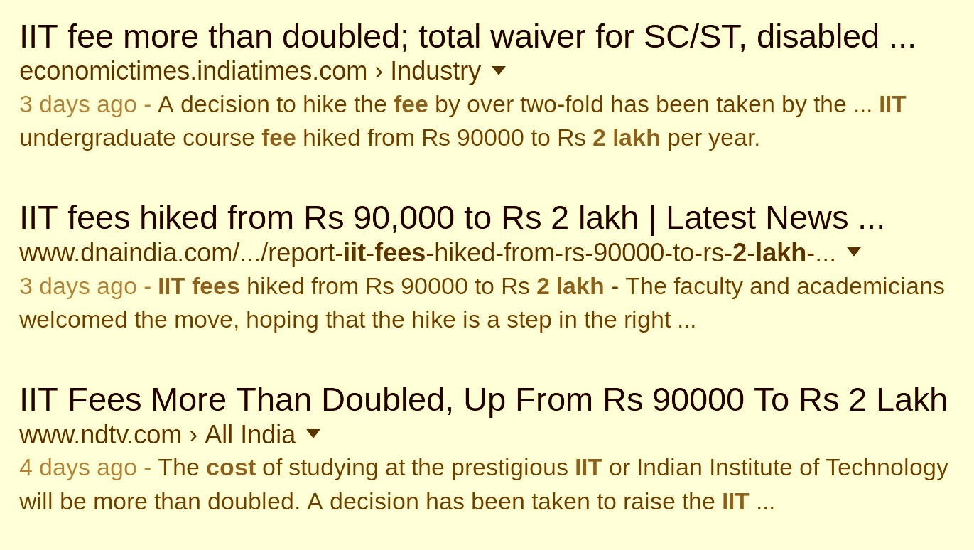 iit fees doubled 2 lakhs