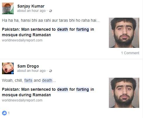 facebook-worldnewsdailyreport-pakistani-man-death-for-farting