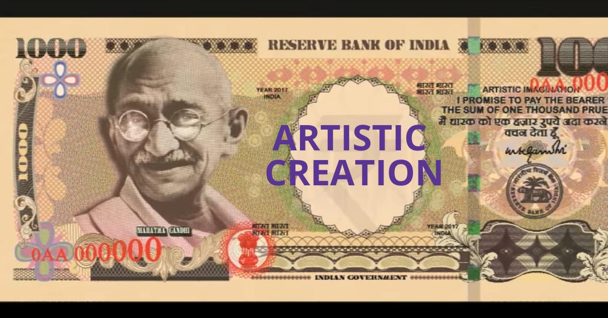 Viral message falsely claims RBI has introduced new Rs 1000 note - Alt News
