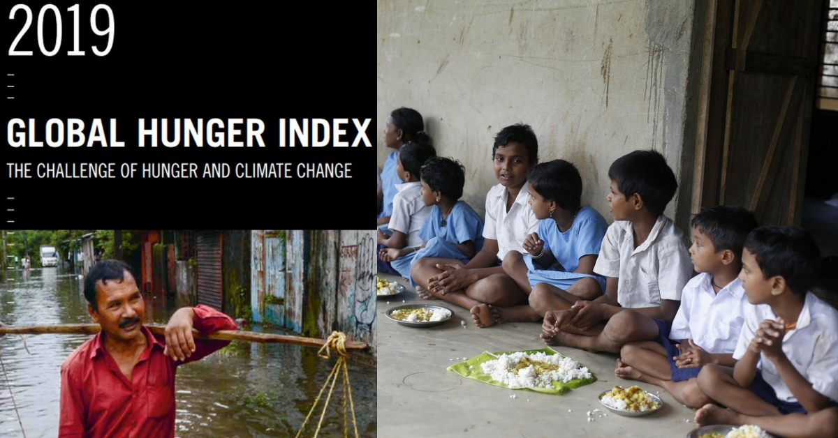 Has India's Global Hunger Index ranking fallen from 55 in 2014 to 102 in 2019? A fact-check - Alt News