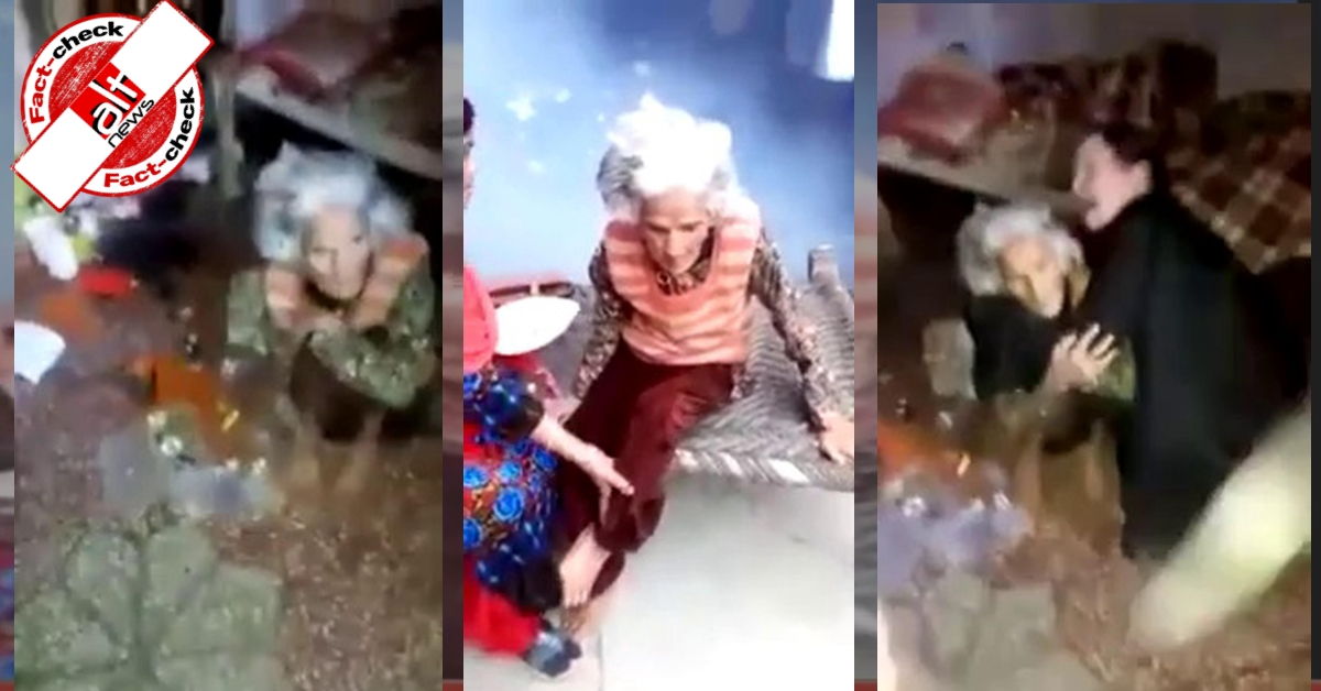 Did UP couple lock elderly mother at home to join anti-CAA protest at Shaheen Bagh? Fact-check - Alt News